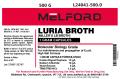 Miller's LB Broth, 1G Capsules, 500 G